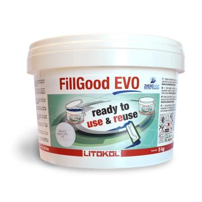 FillGood EVO - Nero Grafite 140